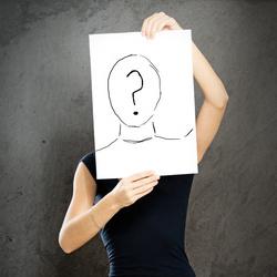 Вопрос вместо лица