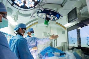 Перед операцией