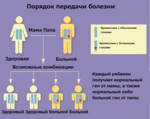 Варианты родов