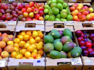 Выбирайте фрукты