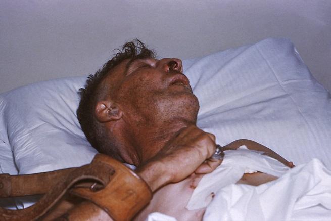 Больной человек