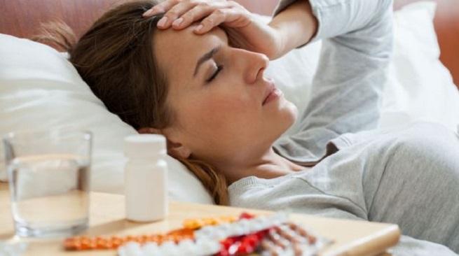 Женская мигрень страшна