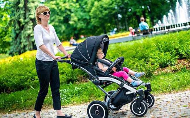 Детям необходимо гулять