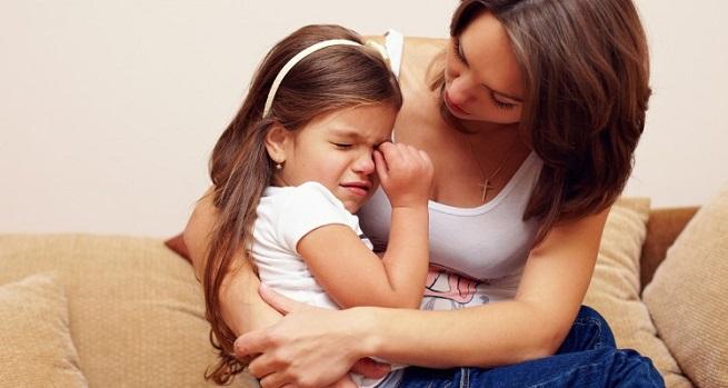 Мама лучше других может успокоить