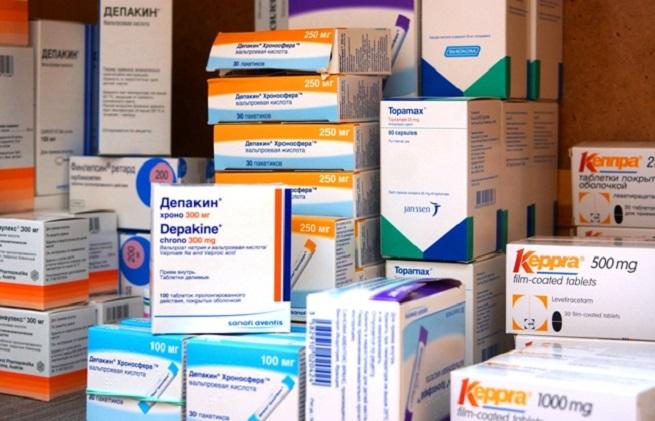 Обилие лекарств