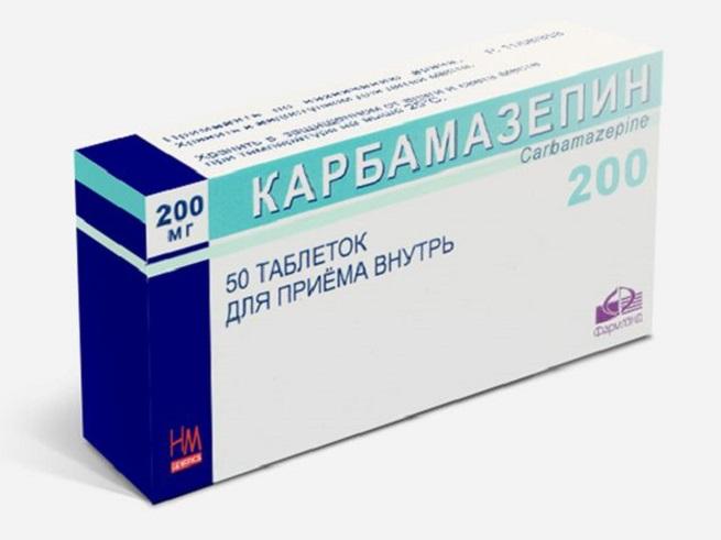 Карбамезпин